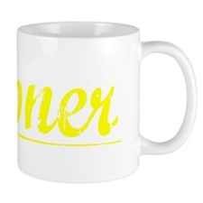 Kepner, Yellow Mug