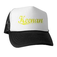 Keenan, Yellow Trucker Hat