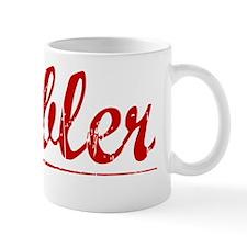 Stabler, Vintage Red Mug
