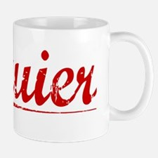 Squier, Vintage Red Mug