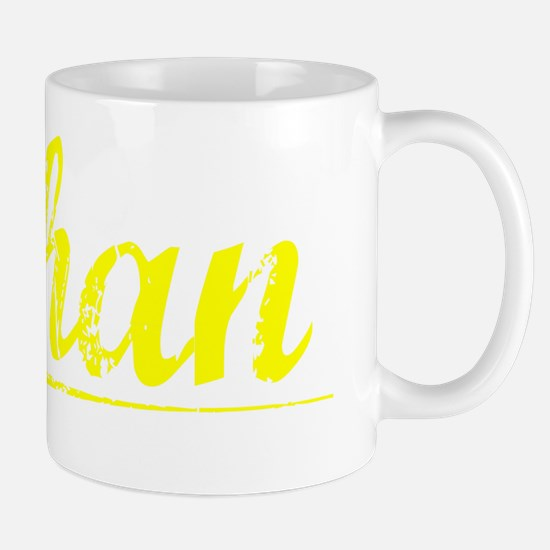 Khan, Yellow Mug