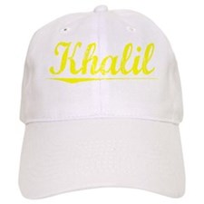 Khalil, Yellow Baseball Cap