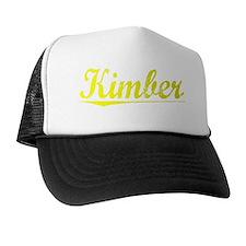 Kimber, Yellow Trucker Hat