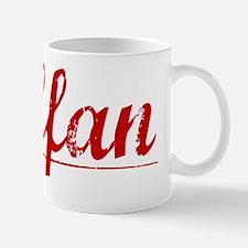 Steffan, Vintage Red Mug