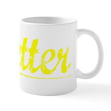 Ketter, Yellow Mug
