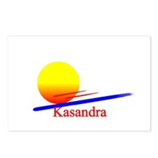 Kasandra Postcards (Package of 8)