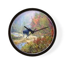 662_h_f  pic frame (1) Wall Clock