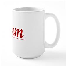 Sturm, Vintage Red Mug