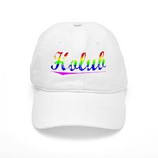Holub, Rainbow, Baseball Cap