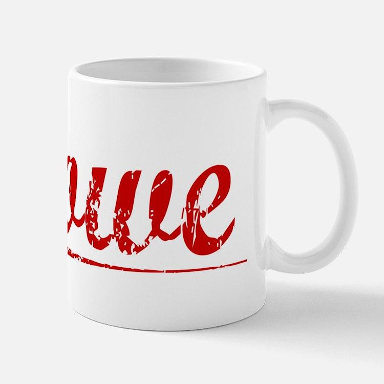 Stowe, Vintage Red Mug