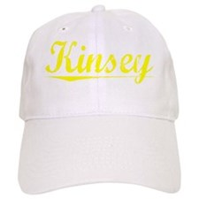 Kinsey, Yellow Baseball Cap