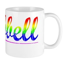 Hubbell, Rainbow, Mug