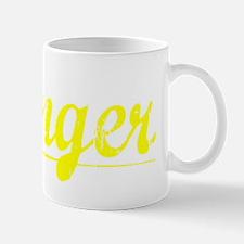 Klinger, Yellow Mug