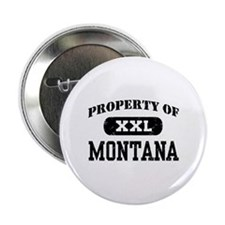 Property of Montana Button