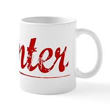 Sumter, Vintage Red Small Mug