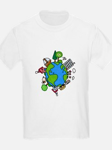 Earth Kids T-Shirt