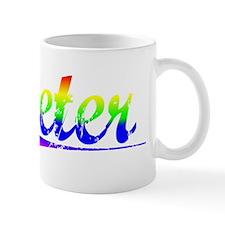 Jeter, Rainbow, Mug
