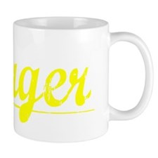 Kruger, Yellow Mug