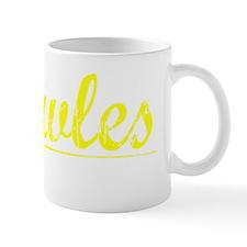 Knowles, Yellow Mug