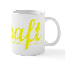 Kraft, Yellow Mug