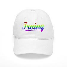 Irving, Rainbow, Baseball Cap