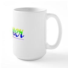 Jenner, Rainbow, Mug