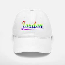 Jordon, Rainbow, Baseball Baseball Cap