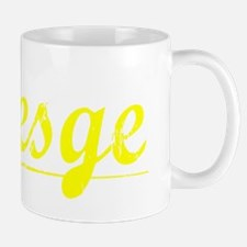 Kresge, Yellow Mug