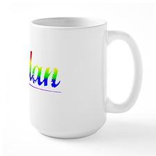 Jordan, Rainbow, Mug