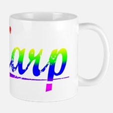 Karp, Rainbow, Mug