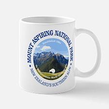 Mount Aspiring NP Mugs
