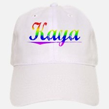 Kaya, Rainbow, Baseball Baseball Cap