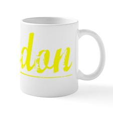 Landon, Yellow Mug