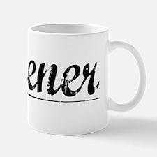 Widener, Vintage Mug