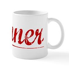 Tanner, Vintage Red Mug