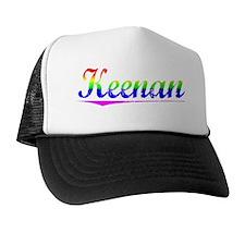 Keenan, Rainbow, Trucker Hat