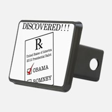 Romnesia Prescription Ligh Hitch Cover