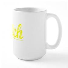 Latch, Yellow Mug