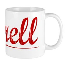 Terrell, Vintage Red Mug