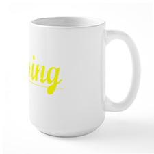 Lansing, Yellow Mug