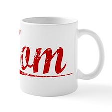 Tom, Vintage Red Mug