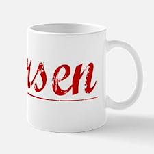 Thorsen, Vintage Red Mug