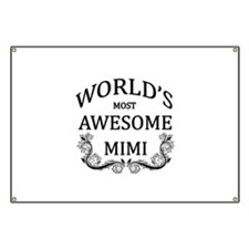 World's Most Awesome Mimi Banner