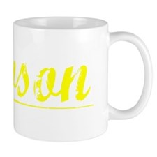 Lawson, Yellow Small Mug