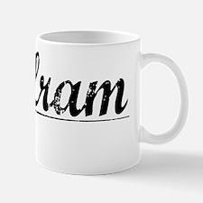 Wolfram, Vintage Mug