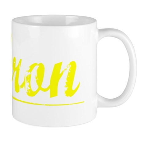 Lebron, Yellow Mug