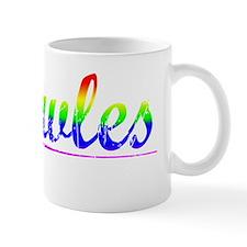 Knowles, Rainbow, Mug