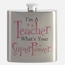 super teacher Flask