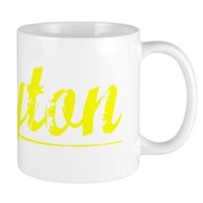 Layton, Yellow Mug