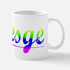 Kresge, Rainbow, Mug